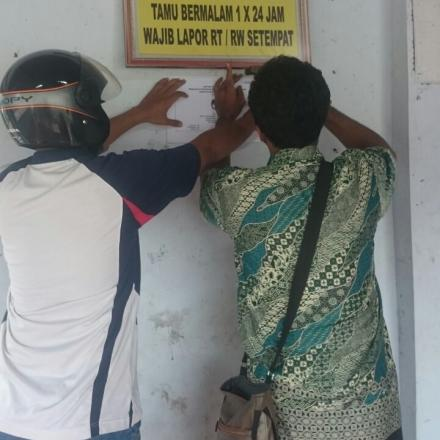 Daftar Pemilih Sementara Desa Balongbesuk