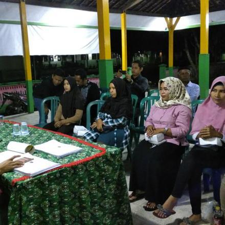 Pencocokan Data DPSHP Desa Balongbesuk