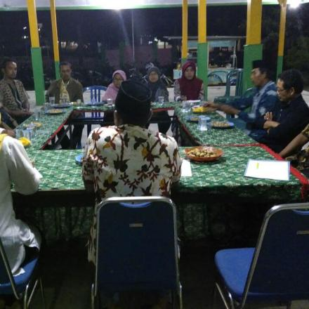 Rapat Penggunaan Dana Desa