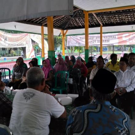 Rembug Jalin Matra Desa Balongbesuk