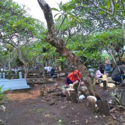 Tahlil dan Doa Dusun Balongbesuk