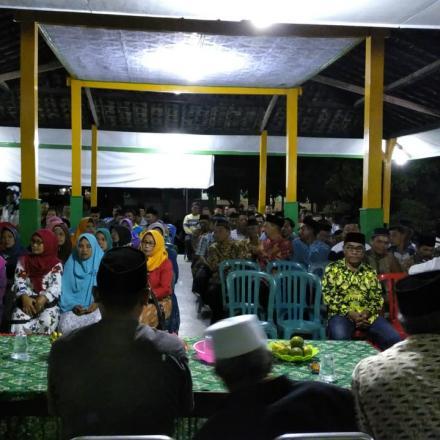 Halal Bihalal Lembaga Desa Balongbesuk