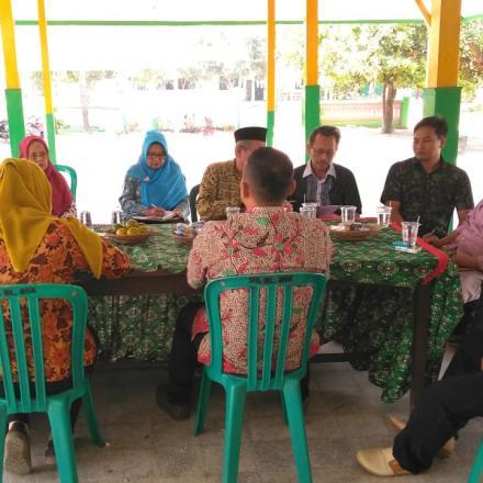Rapat Internal Pemerintah Desa Balongbesuk beserta BPD Desa Balongbesuk
