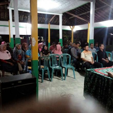 Rembug Persiapan Pengadaan dan Penyaluran Bantuan BRTSM
