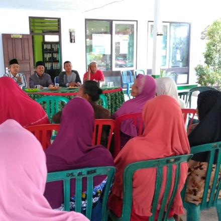 Lelang Sawah Kas Desa Tahun 2019