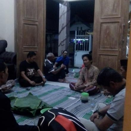 Rapat Triwulan Dusun Mojosongo