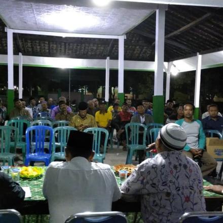 Musyawarah Pemilihan Petugas Pembantu Air Periode 2019