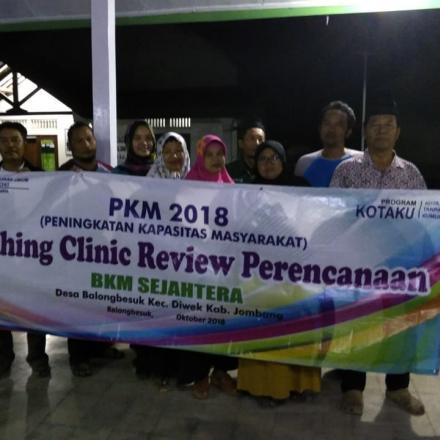 Pemilihan Pimpinan Kolektif BKM 2018 - 2021