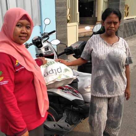Bantuan Pangan Non Tunai Penyandang Disabilitas