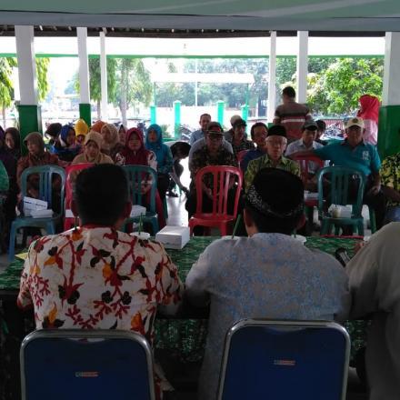 Musyawarah Rencana Pembangunan Desa Tahun 2019