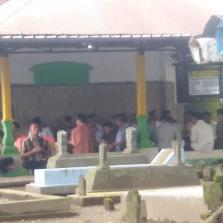 Tahlil dan Doa Bersama Dusun Mojosongo