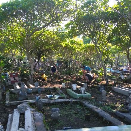 Kerja Bakti Dusun Balongbesuk