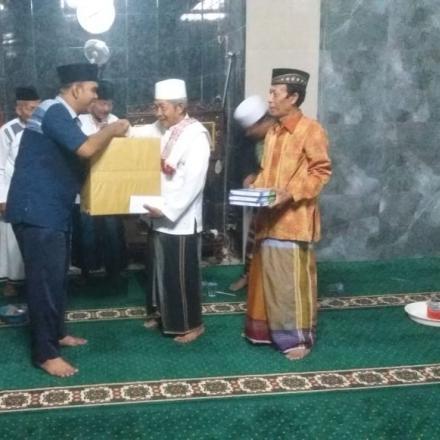 Tarwih Keliling Masjid Mustawa