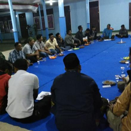 Technical Meeting Lomba Balongbesuk Cup