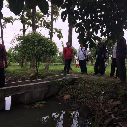 Pendampingan Penyedia Peningkatan Kapasitas Teknis Desa
