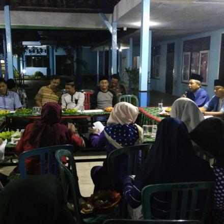 Musyawarah Pembentukan Tim Penyusun RPJMDes 2020 - 2025