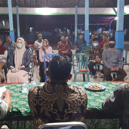 Rapat Koordinasi BUMDes dan Pemerintah Desa