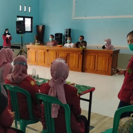 Penerimaan Mahasiswa KKN STIE Dewantara Jombang