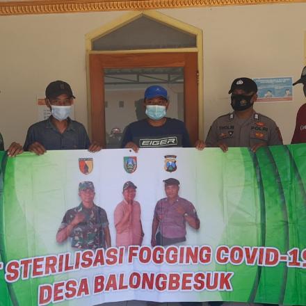 Giat Sterilisasi Fogging Covid19