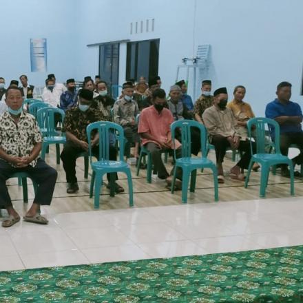 Musyawarah Dusun Balongbesuk