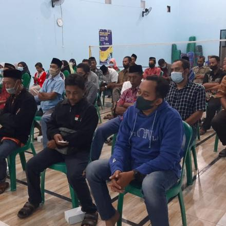 Musyawarah Desa Tentang SDGs Desa Balongbesuk