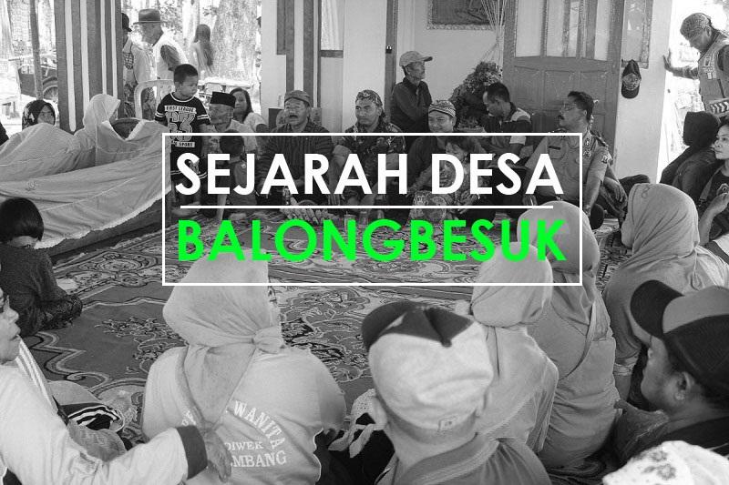 Sejarah Desa Balongbesuk