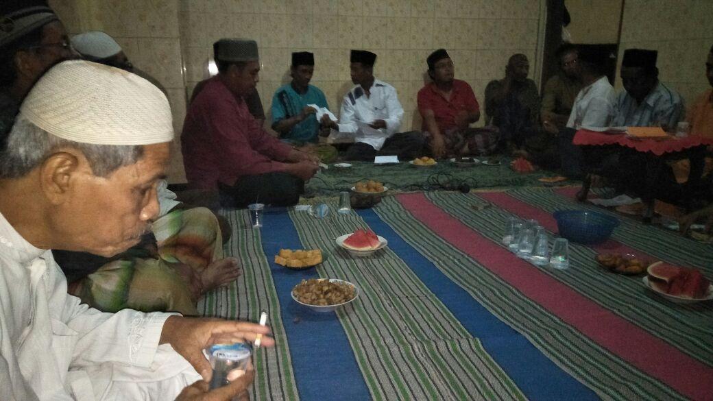 Pemilihan Ketua RT.02 / RW.08 Dusun Mojosongo