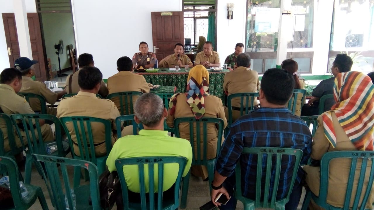 Rapat Koordinasi Karnaval Kecamatan Diwek