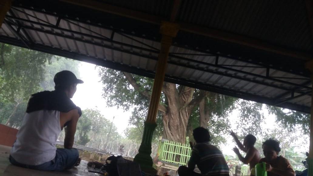 Kerja Bakti Dusun Mojosongo