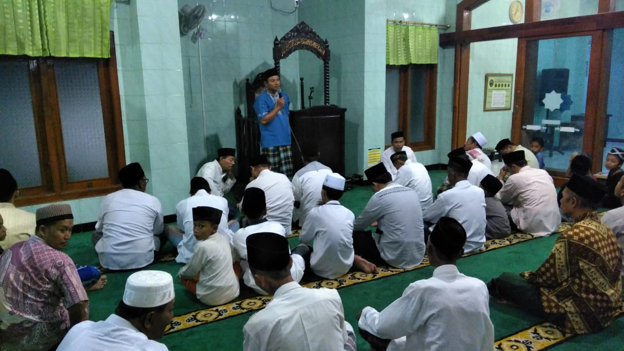 Tarwih Keliling Masjid Ar Rahman
