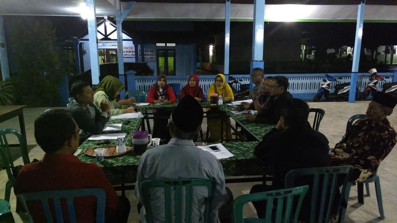 Rapat Internal Badan Permusyawaratan Desa
