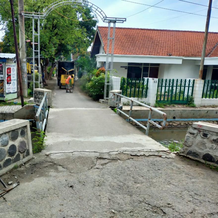 Aspal Hotmix Jalan Dusun Mojosongo
