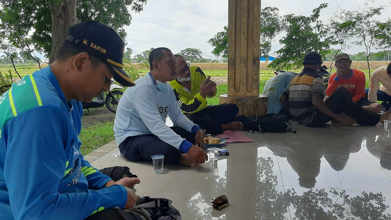 Pemilihan Pembantu Air Dusun Balongbesuk