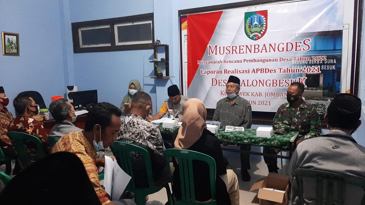 Musyawarah Rencana Pembangunan Desa Tahun 2022